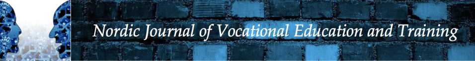 Nordic Journal of Vocational Education and Training